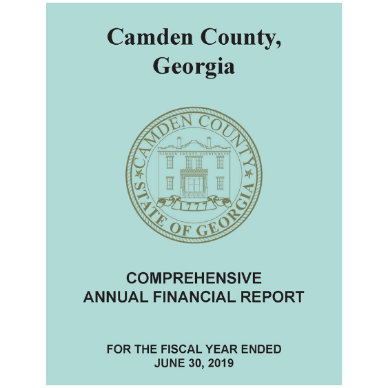 2019 Comprehensive Annual Financial Report (PDF)