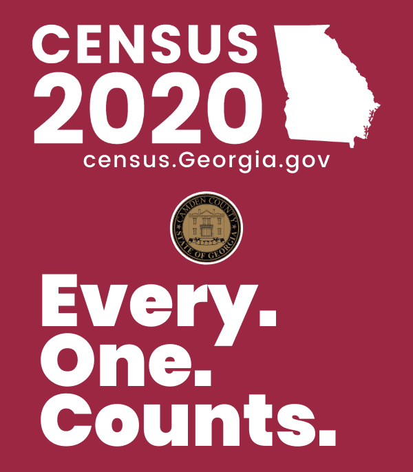 Census 2020 Every. One. Counts.