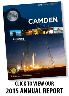 Camden Annual Report 2015 - flipbook cover