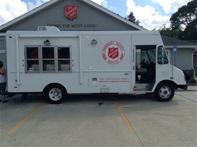 Salvation Army Canteen