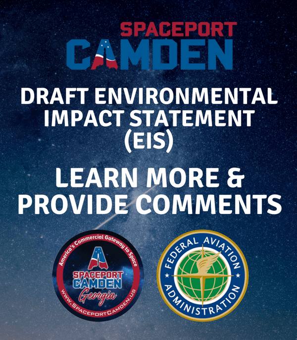 Spaceport Camden Draft Environmental Impact Statement (EIS) Information