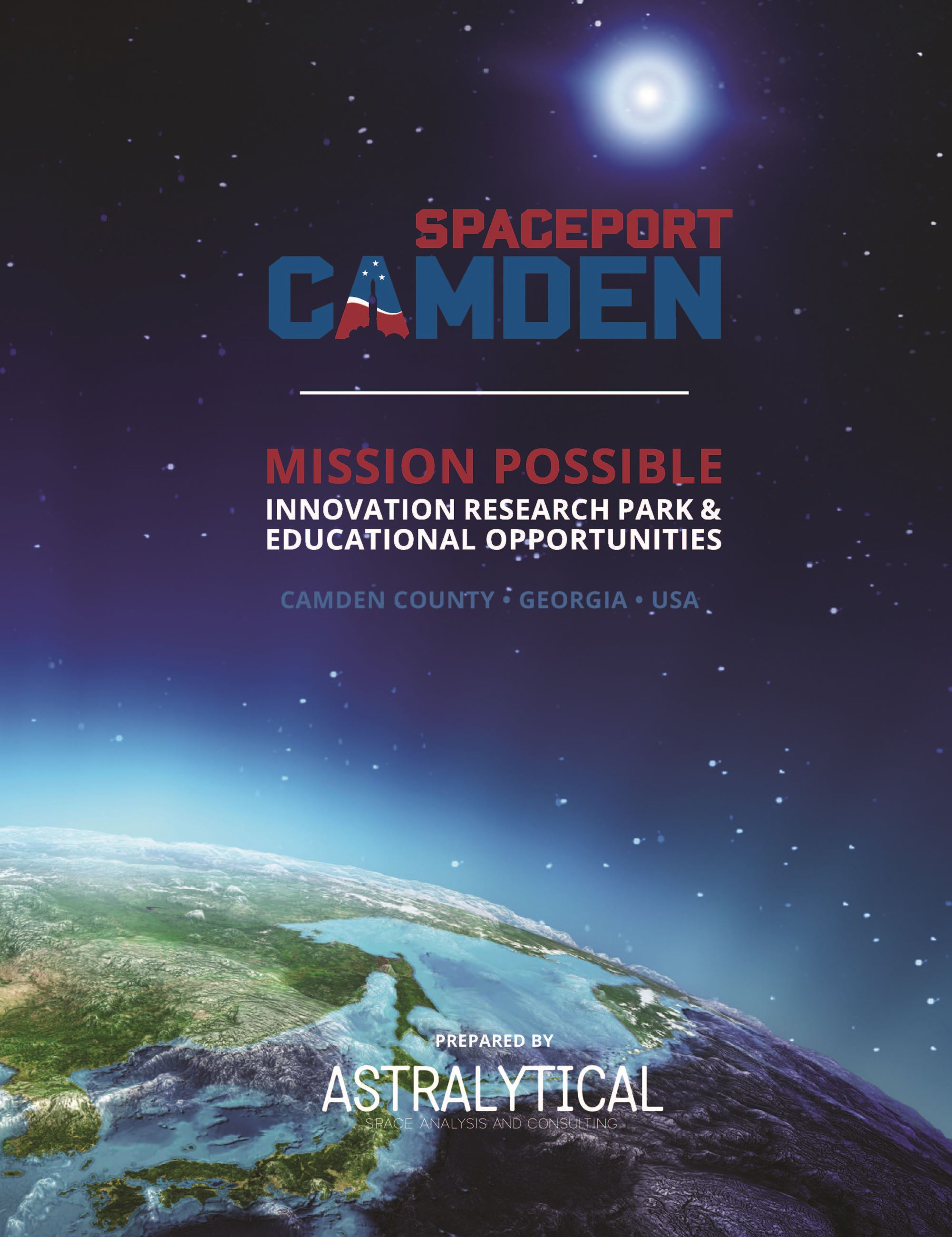Spaceport Camden - Mission Possible