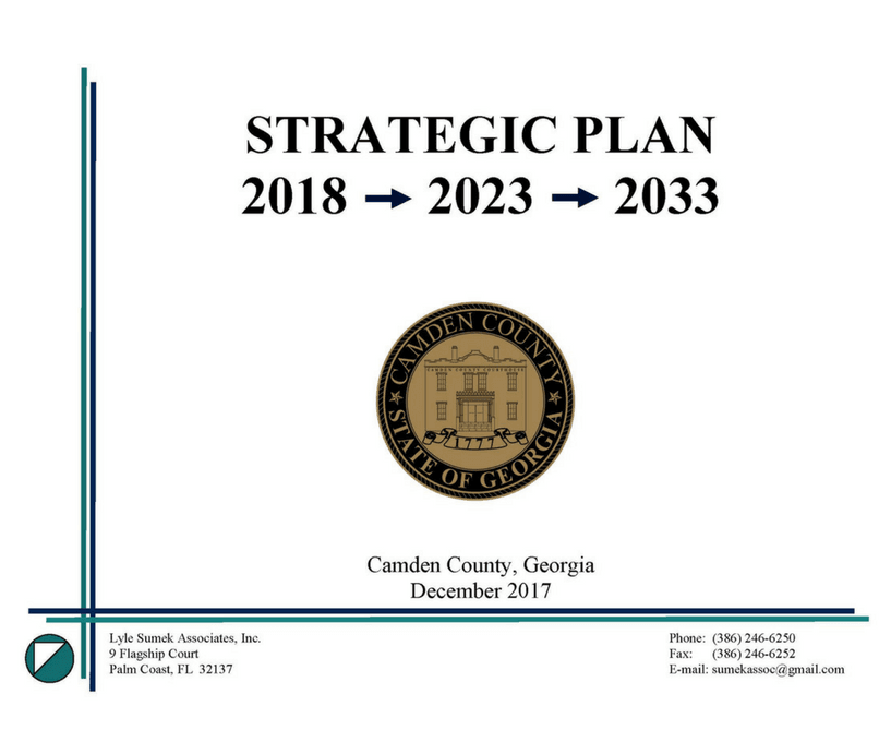 2018-2023-2033 Strategic Plan